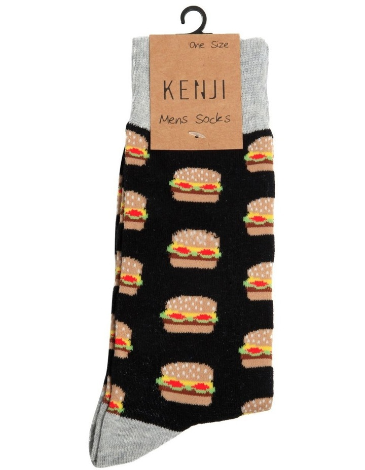 Burger Crew Sock image 3