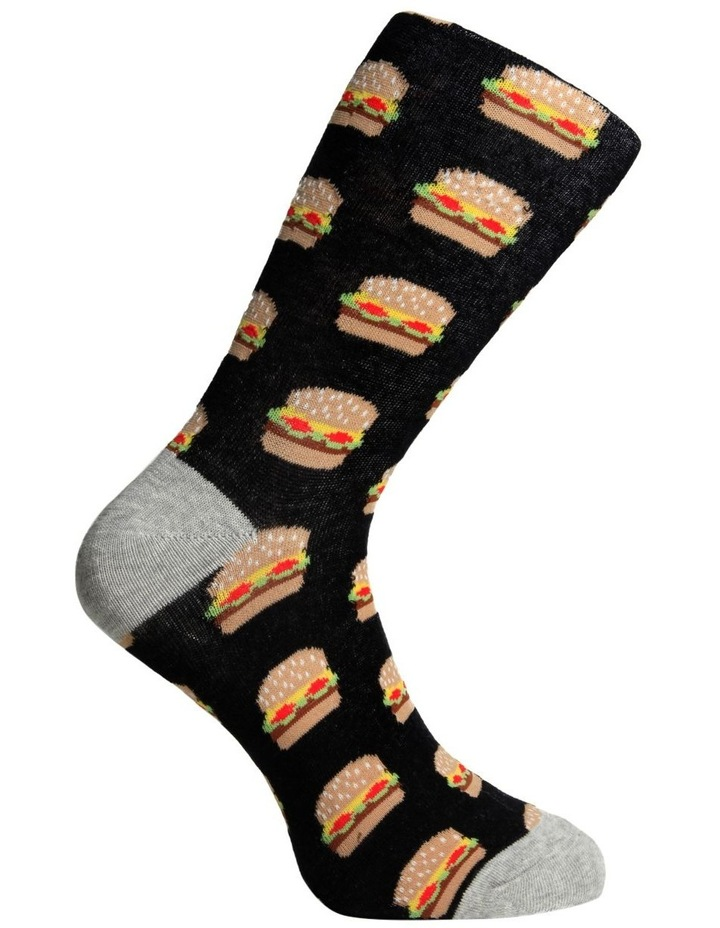 Burger Crew Sock image 5