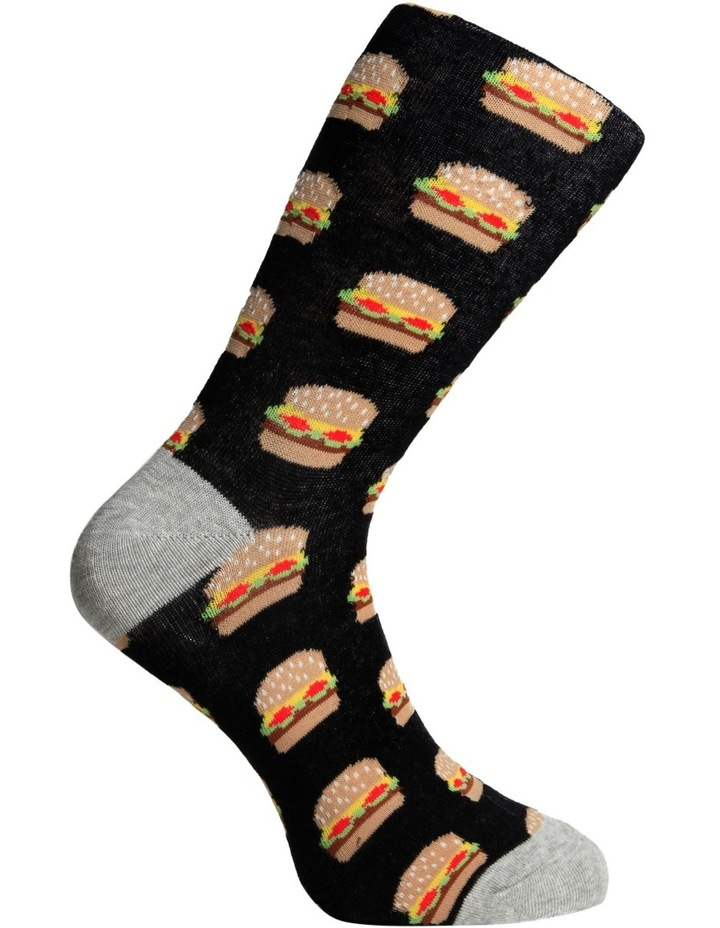 Burger Crew Sock image 6