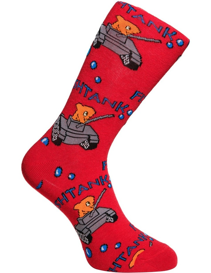 Fish Tank Crew Sock image 3