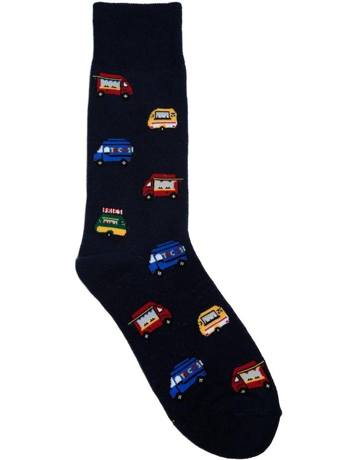 Food Truck Crew Sock image 1