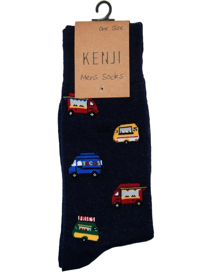 Food Truck Crew Sock image 2