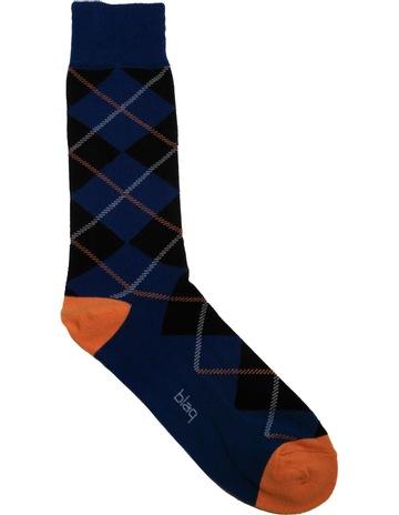 06cc52c614d4 Blaq TP Blaq TP Dash Argyle Fashion Crew Sock