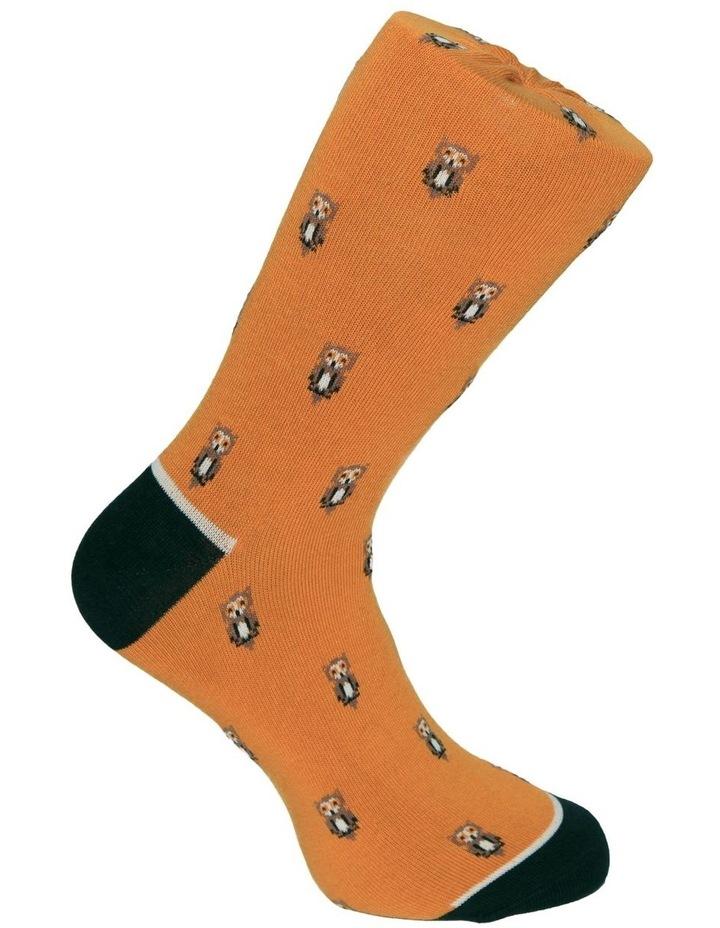 Owl Crew Sock image 2