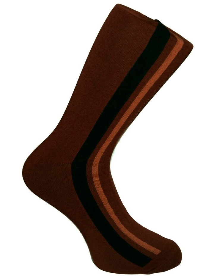 Verticle Stripe Sock image 3
