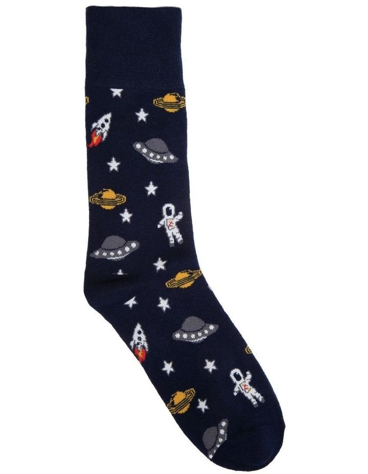 Space Crew Sock image 1