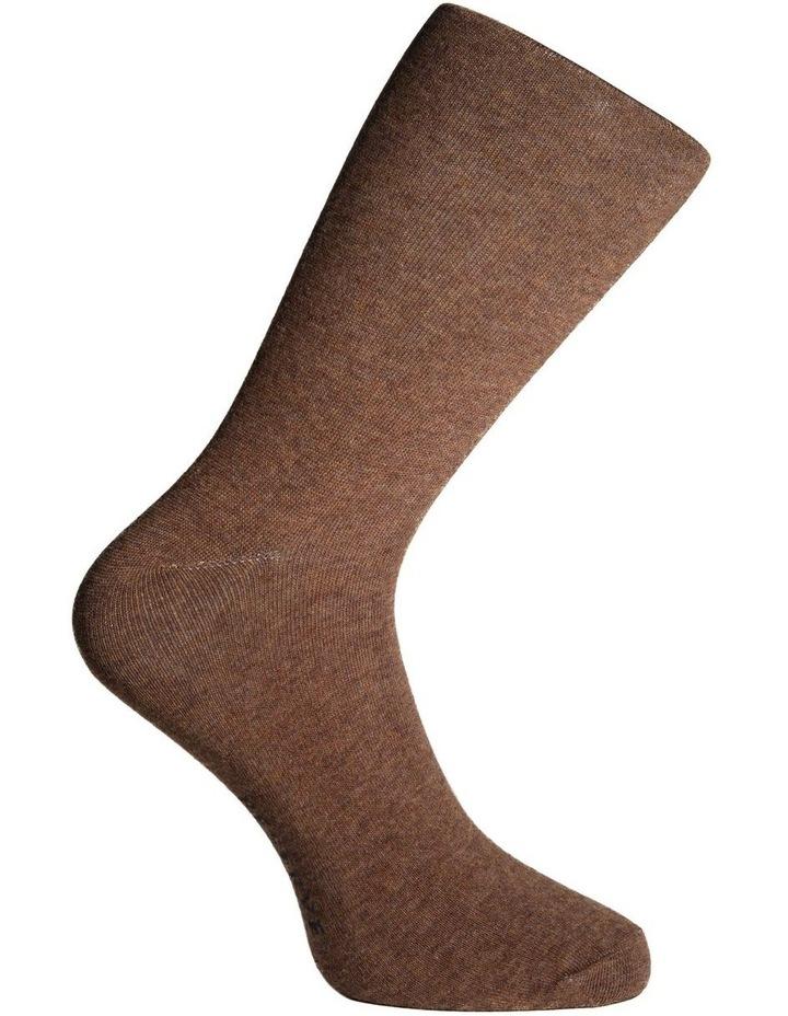 3 Pack Plain Cotton Sock image 5