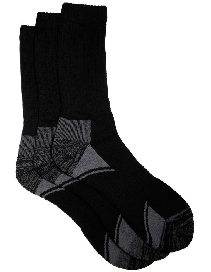 3 Pack Outdoor Sock image 1
