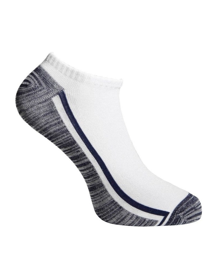 3 Pack Bamboo Sneaker Sock image 3