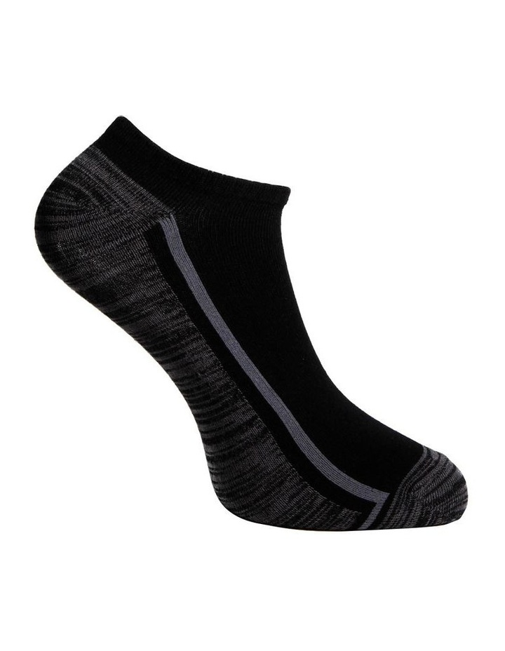 3 Pack Bamboo Sneaker Sock image 4