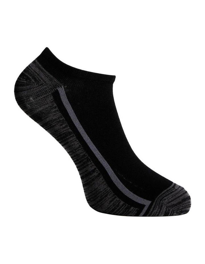 3 Pack Bamboo Sneaker Sock image 5