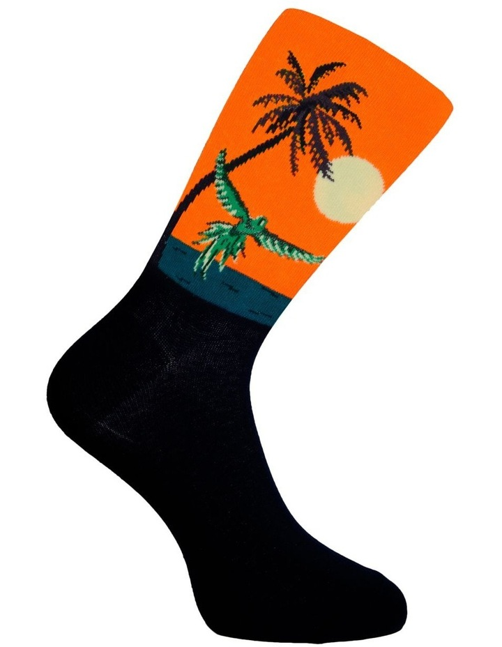 Parrot Landscape Crew Sock image 3
