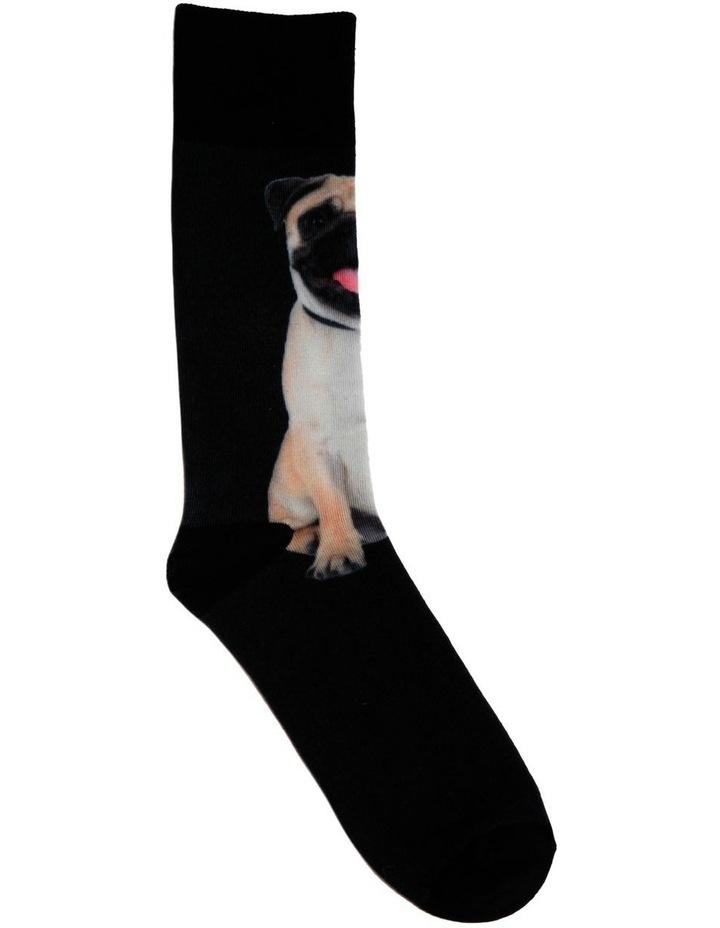 Pugs Print Sock image 1