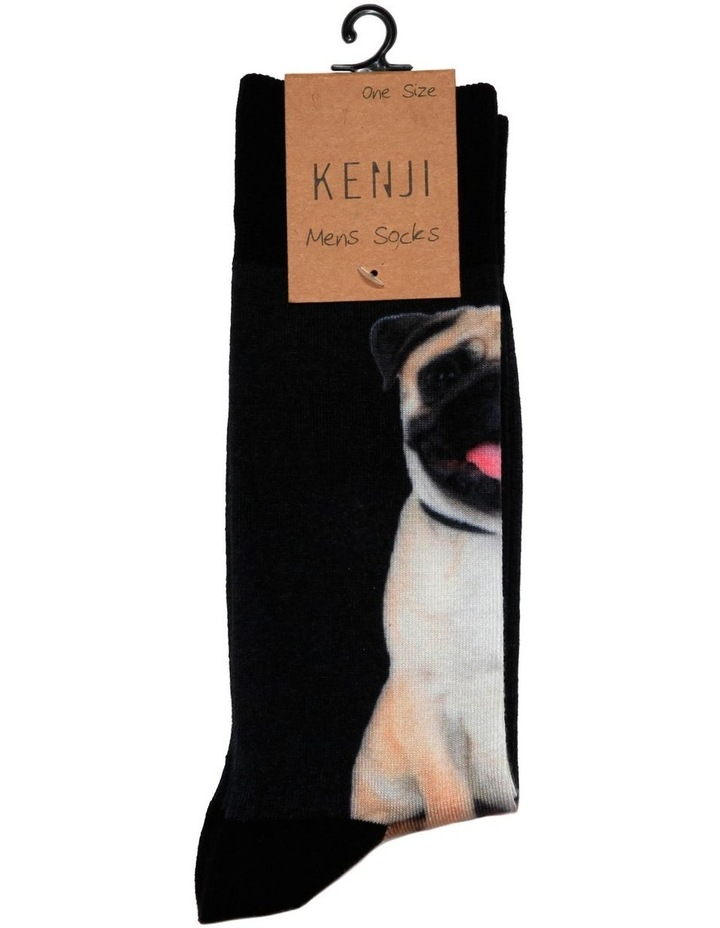 Pugs Print Sock image 2