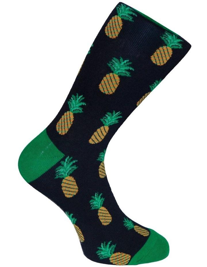 Pineapple Crew Sock image 3