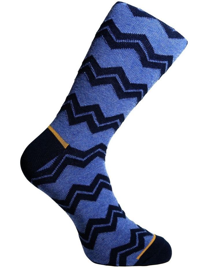 3 Pack Zig Zag Gift Pack Socks image 3