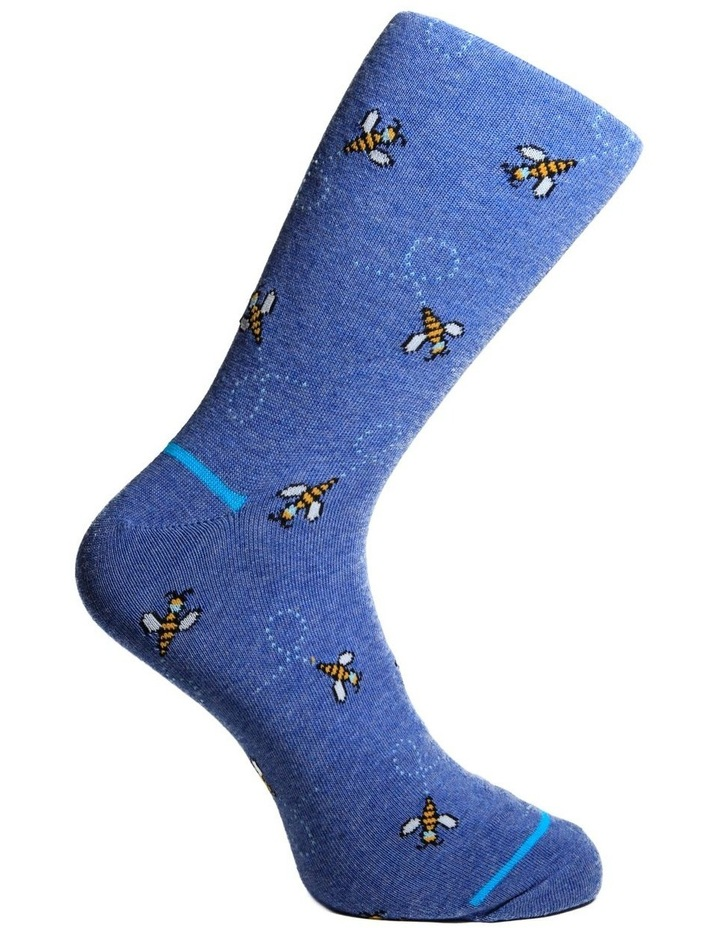 Bees Business Sock image 3