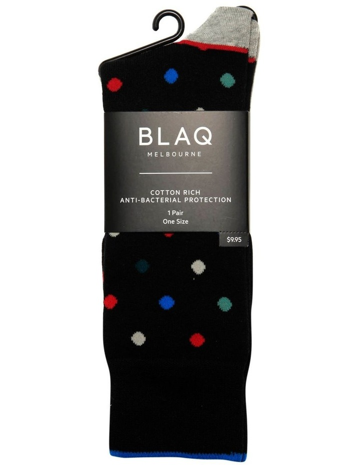Multi Spot Business Sock image 2