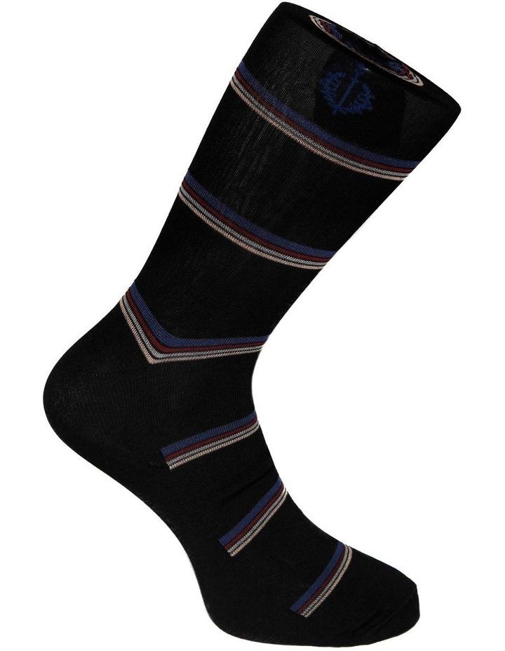 2 Pack Network Mercerised Business Socks image 3