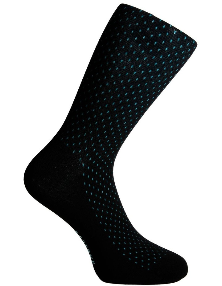 3 Pack Luxe Modern Argyle Business Socks image 5