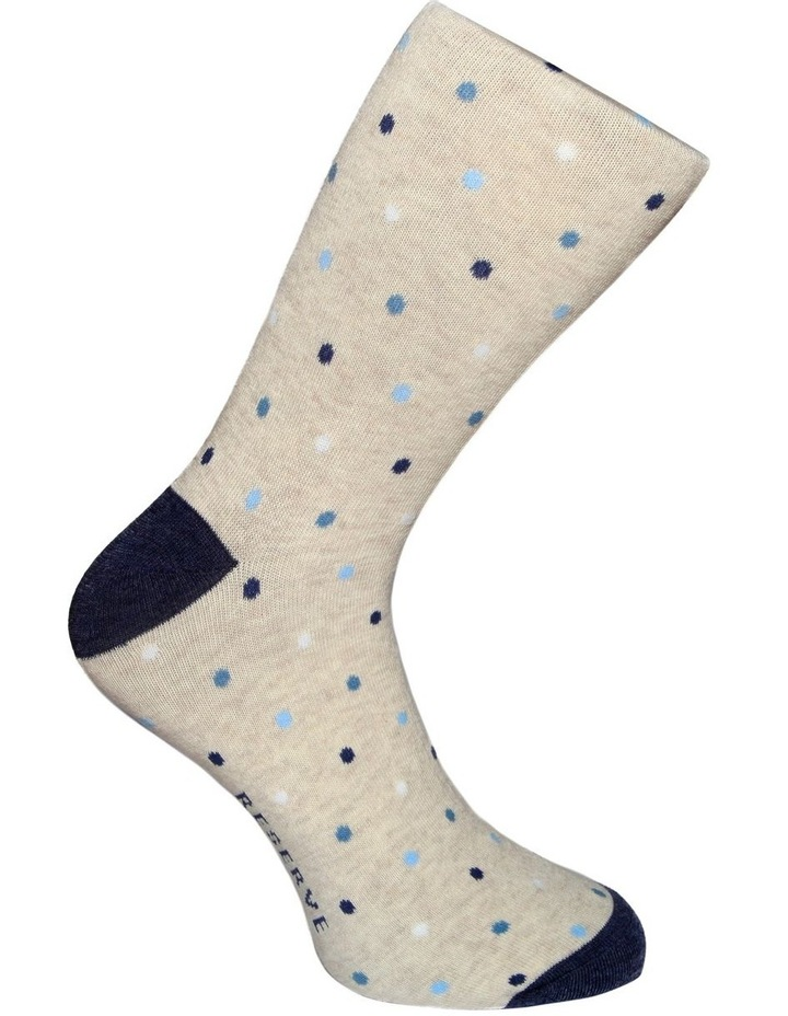 3 Pack Fashion Cotton Sock - Weekend Pack image 3