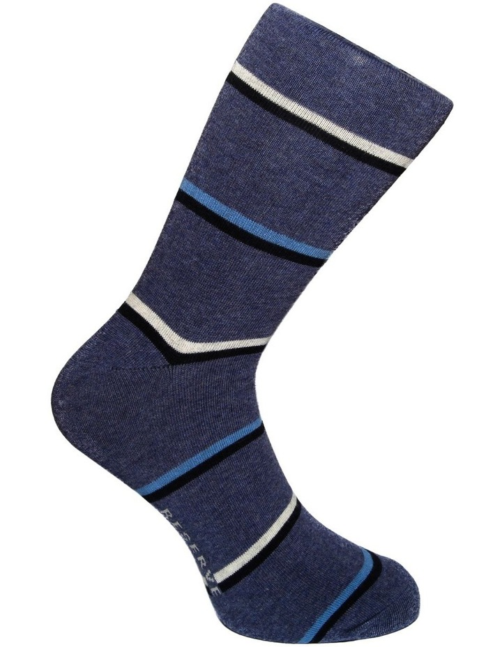 3 Pack Fashion Cotton Sock - Weekend Pack image 4
