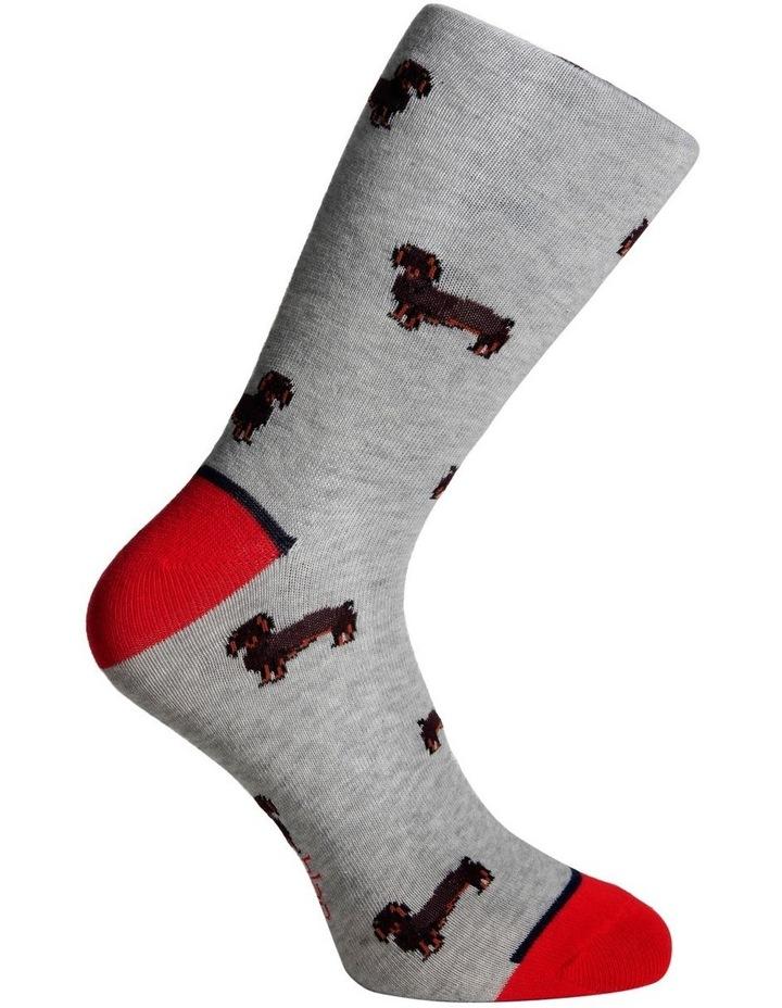 3 Pack Hipster Gift Pack Socks image 3