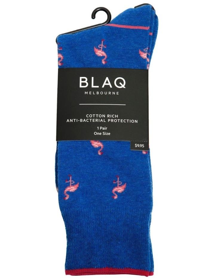 Flamingo Business Sock image 2