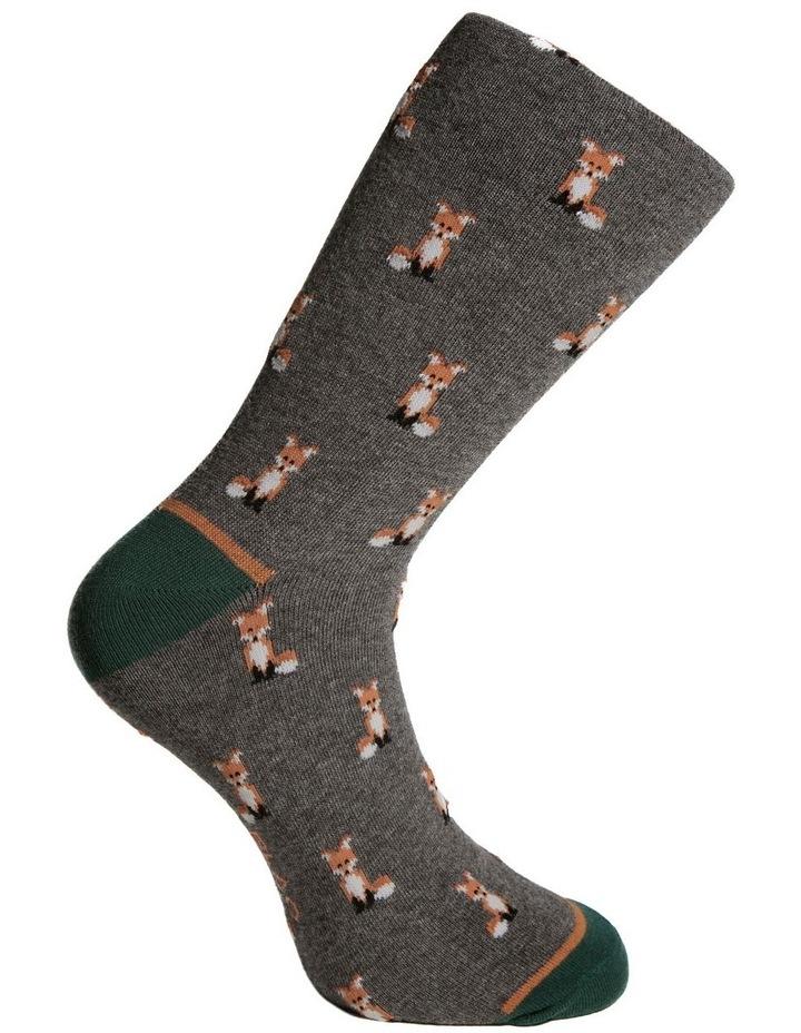 Fox Casual Sock image 3
