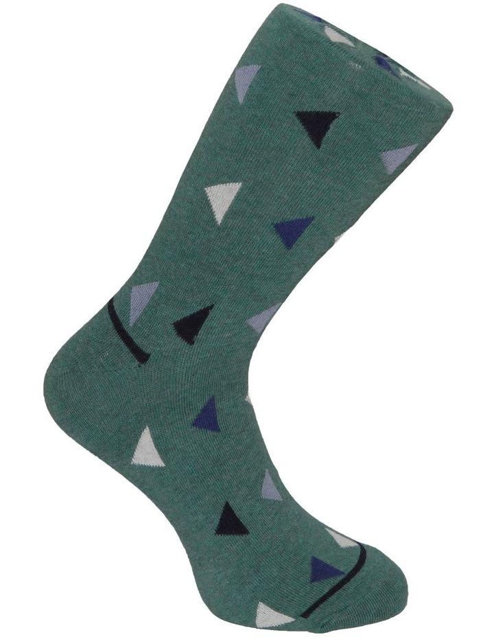 Winter Triangle Casual Sock image 3