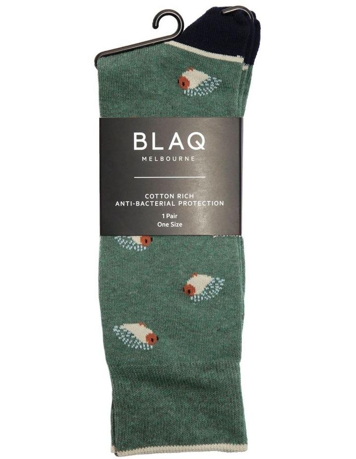 Hedgehog Casual Sock image 2