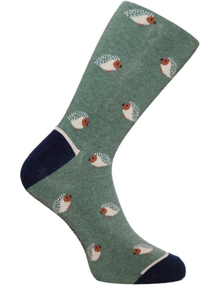 Hedgehog Casual Sock image 3