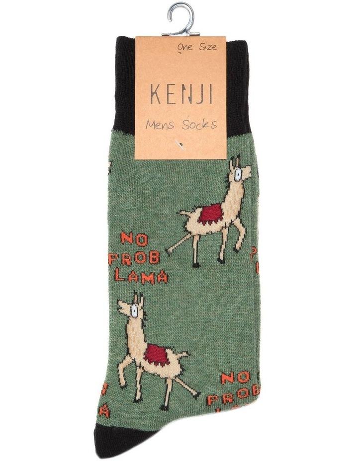 No Problama Casual Sock image 2