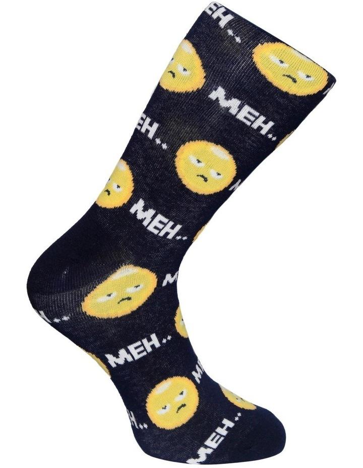Meh Casual Sock image 3