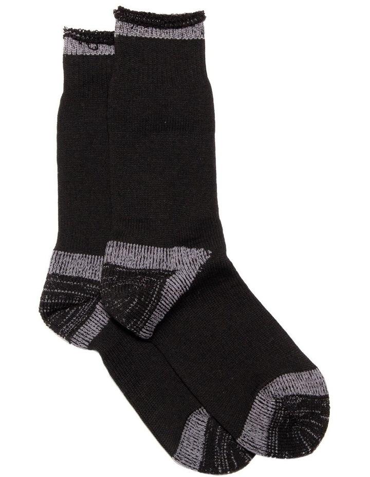 2 Pack Wool Outdoor Sock image 1