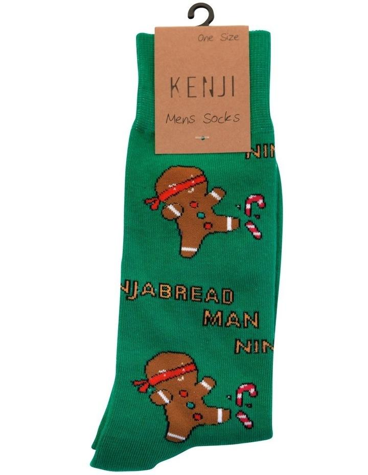 Ninjabread Man Sock image 2
