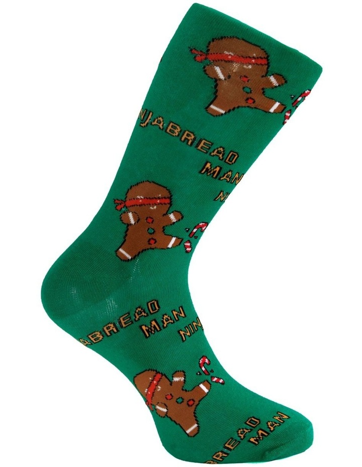 Ninjabread Man Sock image 3