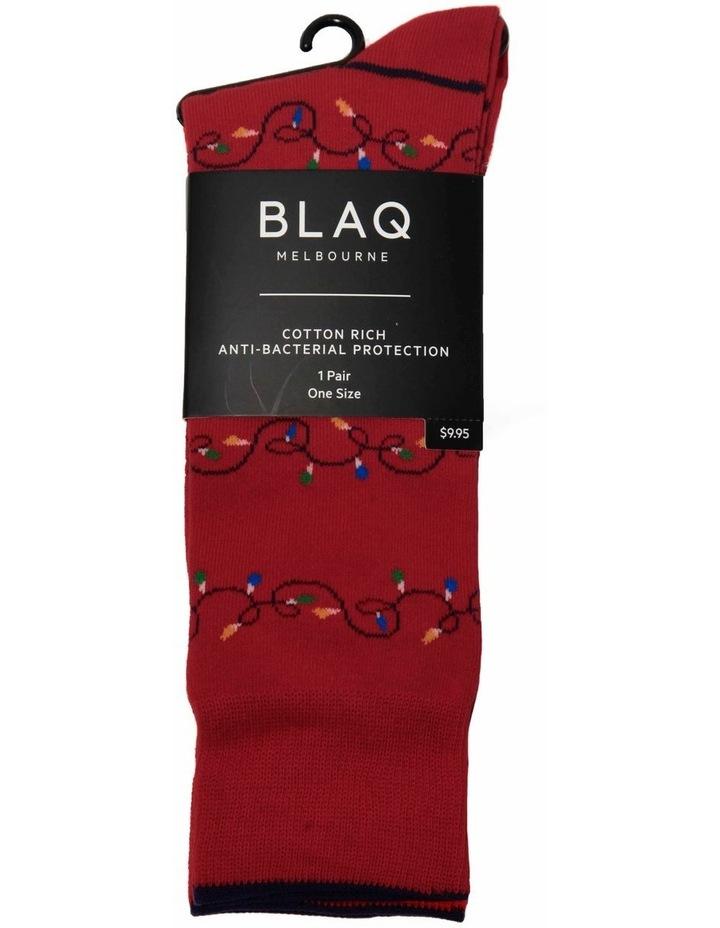 Christmas Lights Socks image 2
