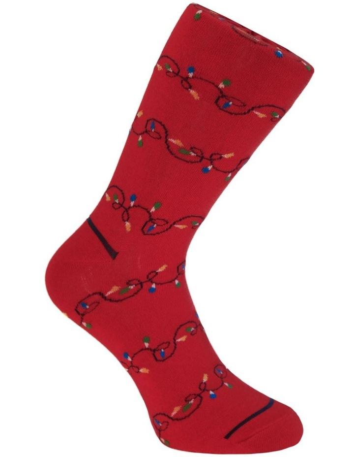 Christmas Lights Socks image 3