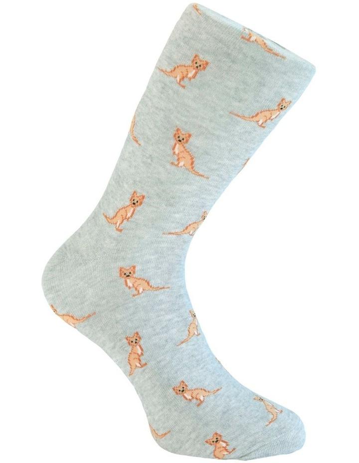 3 Pack Cotton Australian Socks image 5