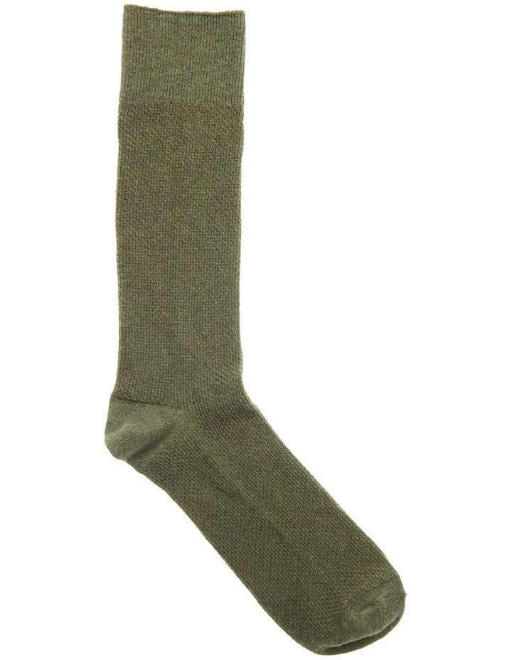 Cotton Waffle Sock image 1