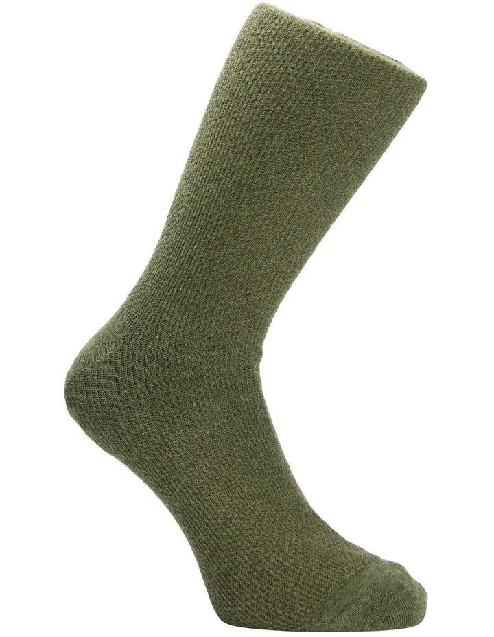 Cotton Waffle Sock image 3
