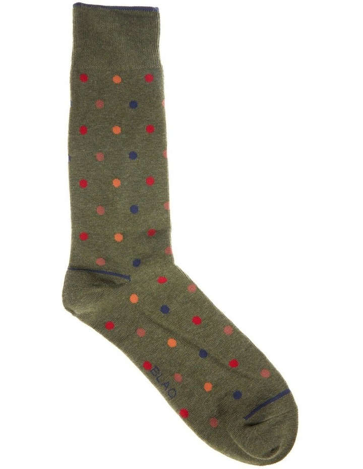 Spot Cotton Sock image 1