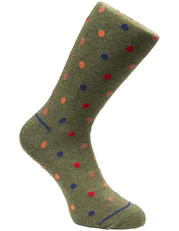 Spot Cotton Sock image 3