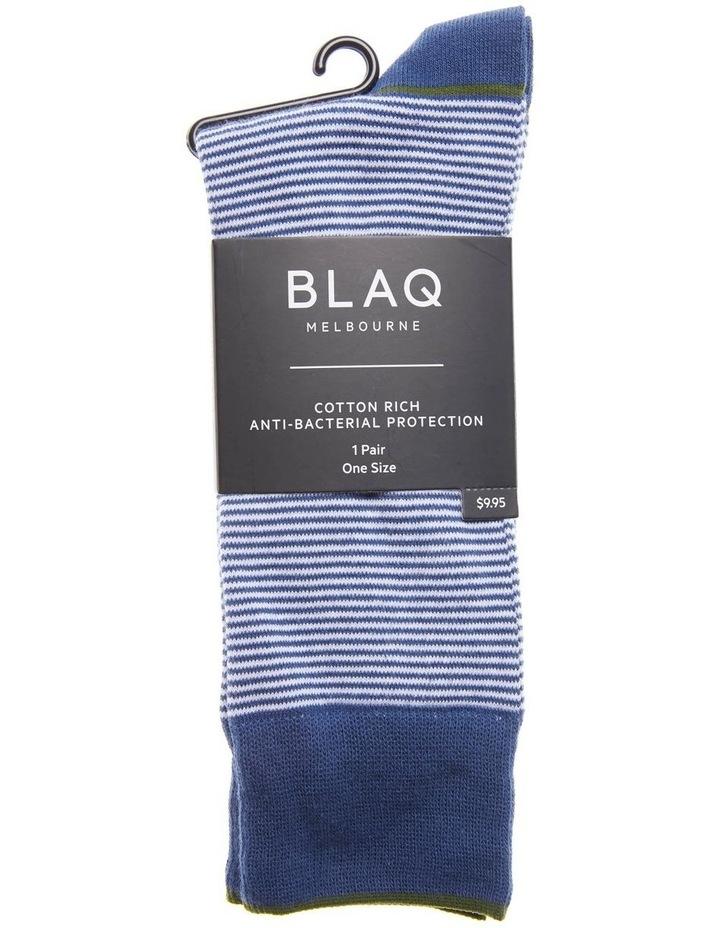 Stripe Cotton Sock image 2