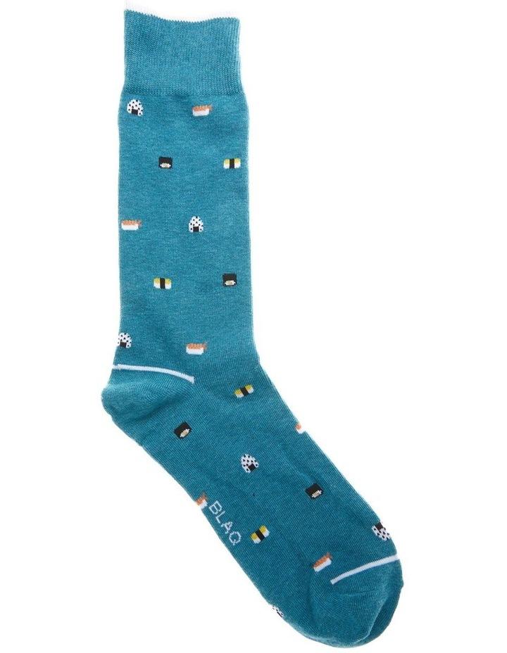Sushi Cotton Sock image 1