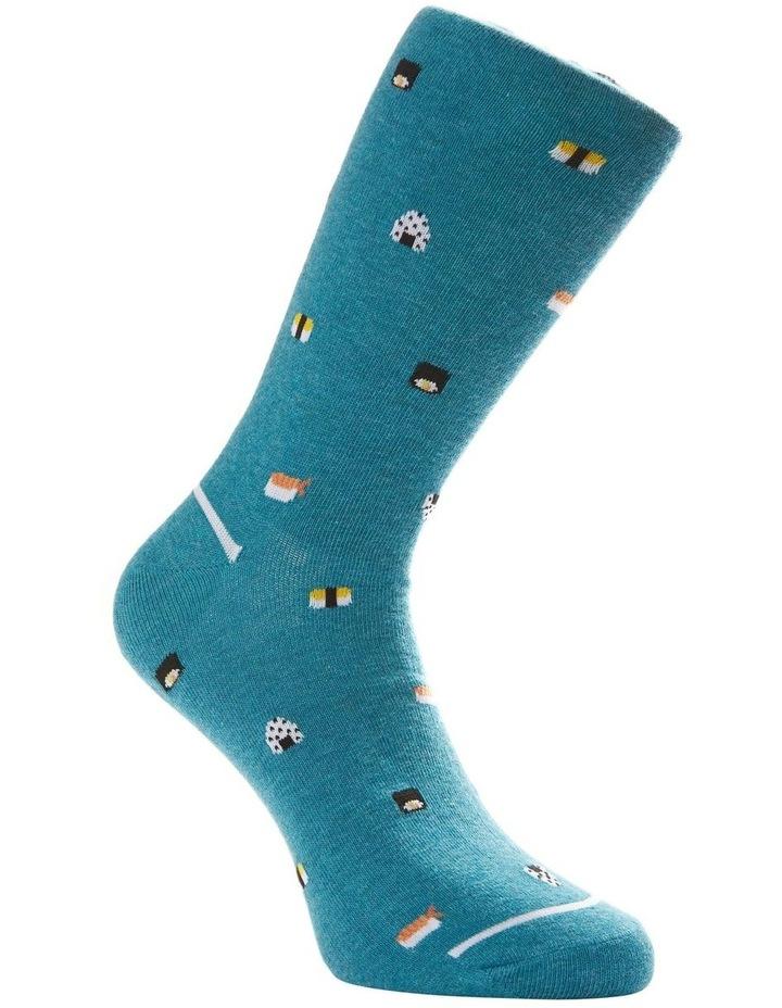 Sushi Cotton Sock image 3