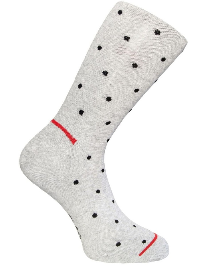 Pos 5 Pack Crew Socks image 3