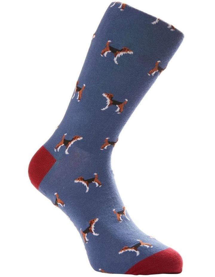 3 Pack Cotton Woodlands Socks image 4