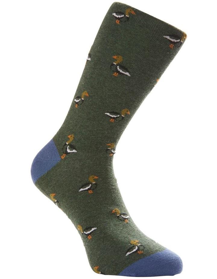 3 Pack Cotton Woodlands Socks image 5